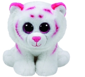 TY Beanies - Tabor the Pink and White Tiger (Small)