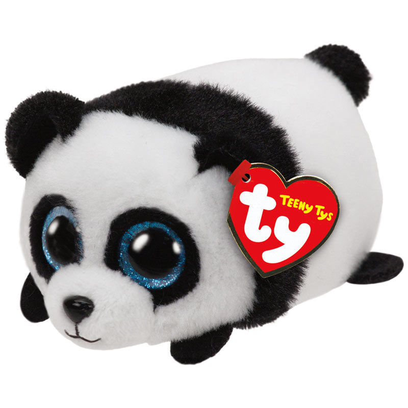 TY Teeny Tys - Puck the Panda