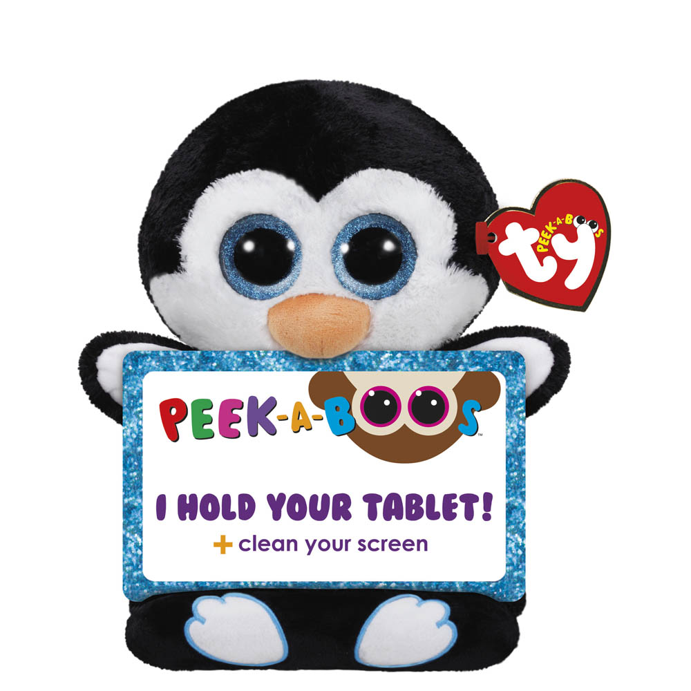 TY Peek-A-Boos - Penni the Penguin (Tablet)