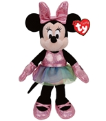 Ty Disney Minnie Mouse - Ballerina Sparkle Medium