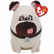TY Beanie Buddies - Mel the Dog Secret Life of Pets (Medium)