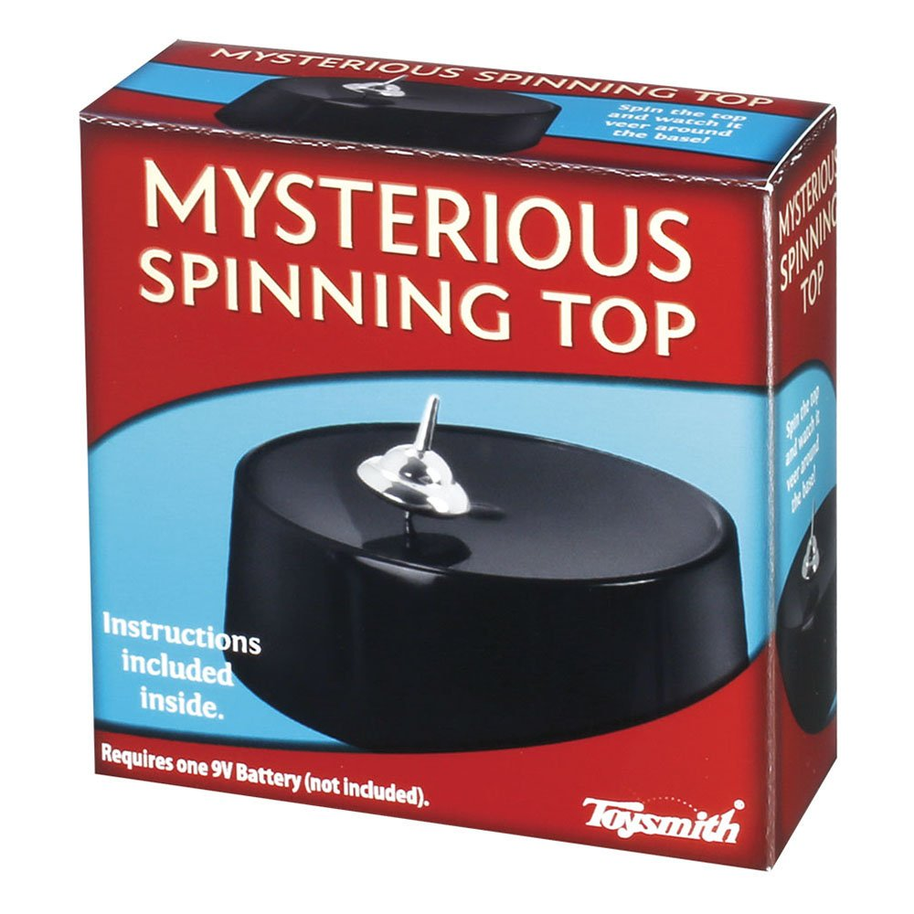 Mysterious Spinning Top