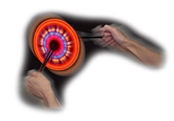 Light Show Spinner