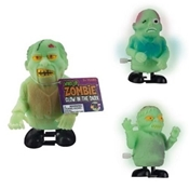 Wind-up Zombie Glow in the dark