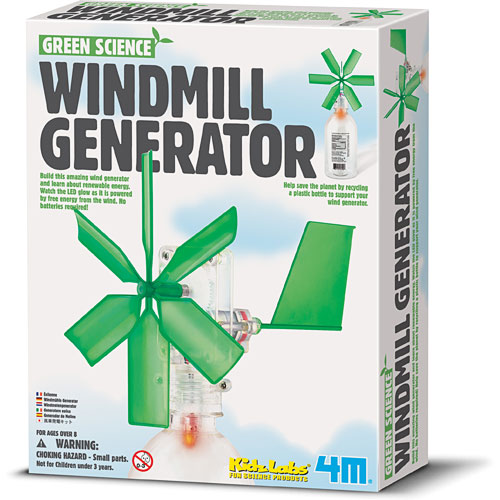Green Science Windmill Generator