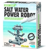 Salt Powered Robot