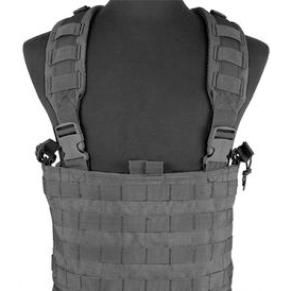 Condor Gen4 MOLLE Chest Rig Black