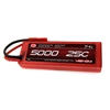 Venom 5000mAh Double Cell 2S 7.4V 25C LiPo Pack - Universal Connector