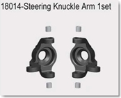 1/18 STEERING KNUCKLE ARM 2SETS