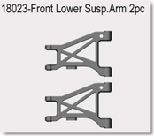 1/18 Front Lower Suspension Arm 2PCs