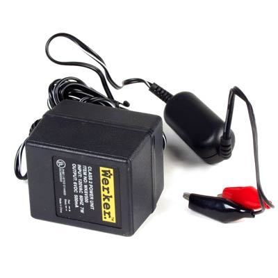 Werker 12V 1000MAH Automatic AGM Charger