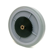 10 Inch BattleKit Robot Wheel - 42-Tooth Sprocket