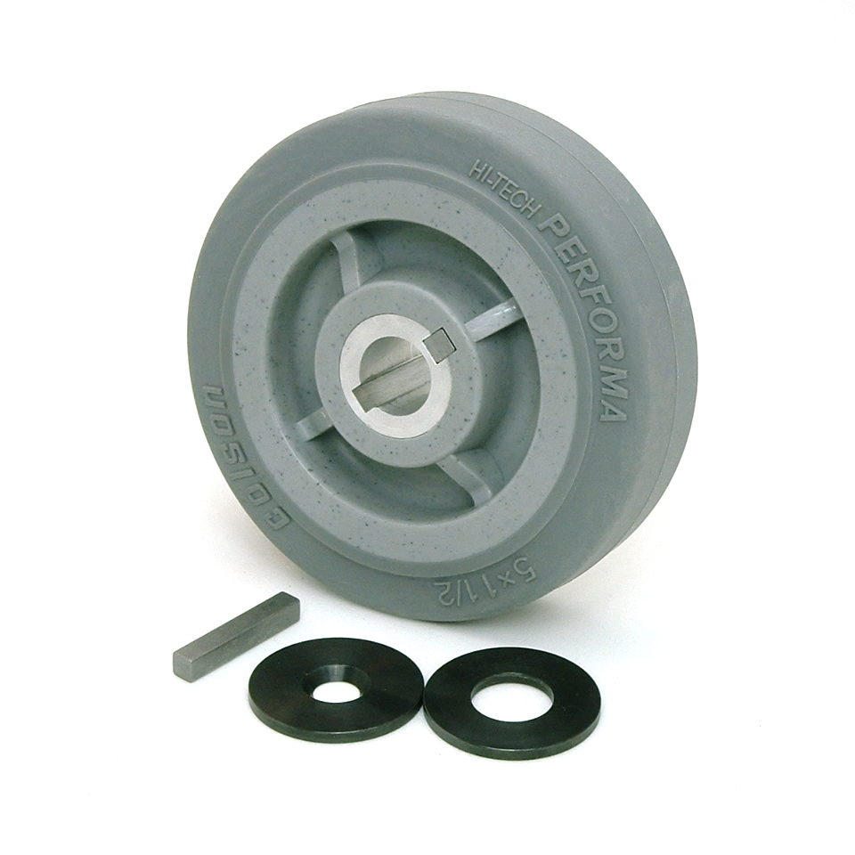 5 Inch AmpFlow Drive Wheel