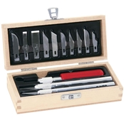 Basic Knife Set,Boxed by X-Acto