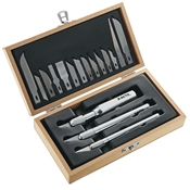 Standard Knife Set, Boxed by X-Acto