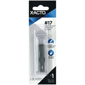 X-Acto No. 17 Blade, Carded