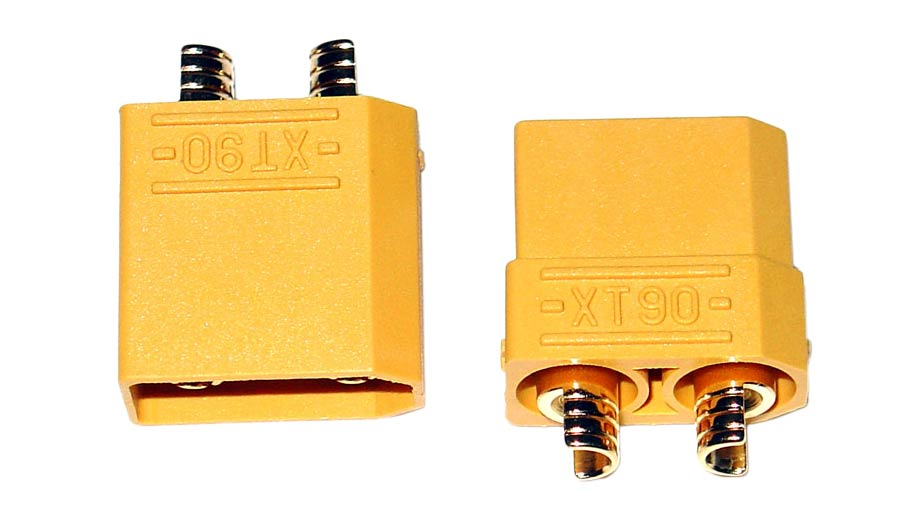XT90 Male/Female Connector Set
