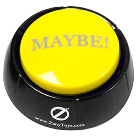 Maybe  Button