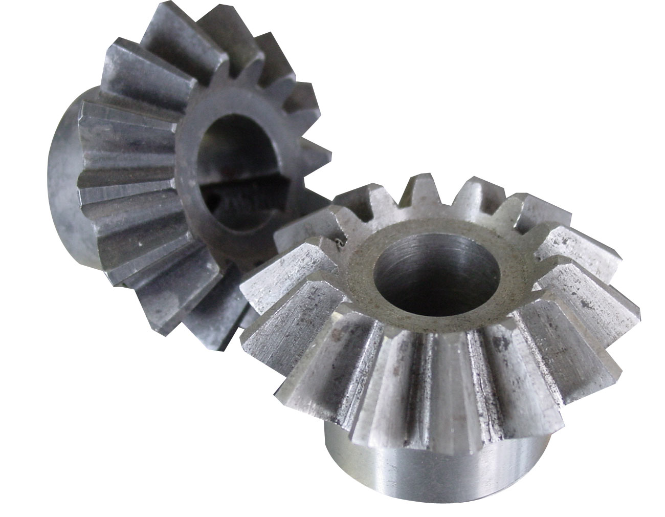 12 pitch steel miter gear 21 teeth - 3/4in. bore