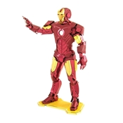 Iron Man (Mark IV) Metal Earth