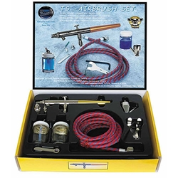 Paasche Talon Dual Action GF Airbrush Set