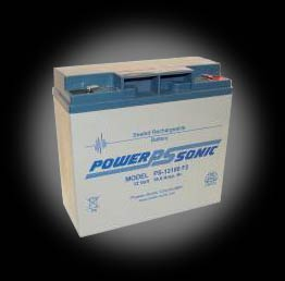 Powersonic PS-12180 SLA 12V 18.0Ah Battery