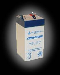 Powersonic PS-445 SLA 4V 4.5Ah Battery