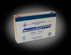 Powersonic PS-670 SLA 6V 7.0Ah Battery