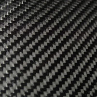 0.023 in. Twill-Weave Carbon Fiber Sheet  11 in. x 16 in.