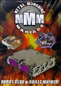 Metal Munching Maniacs: Robot Club & Grille MAYhem DVD