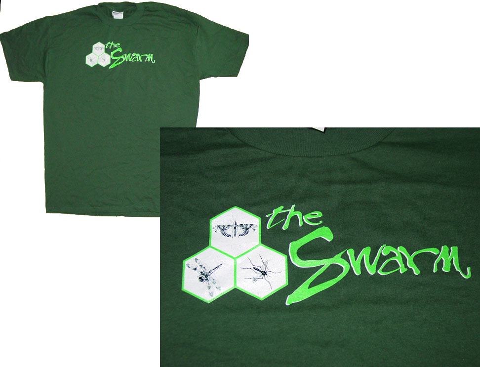 Team Swarm Shirt - Size XXL