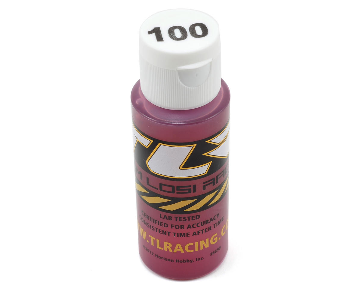 TLR Silicone Shock oil 100Wt 2oz