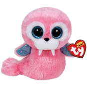 Ty Beanie Boos Tusk the Pink Walrus (Small)