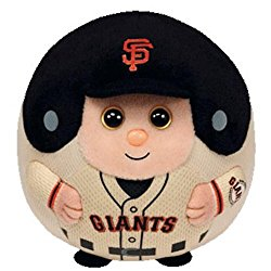 TY San Francisco Giants Beanie Ball - Medium
