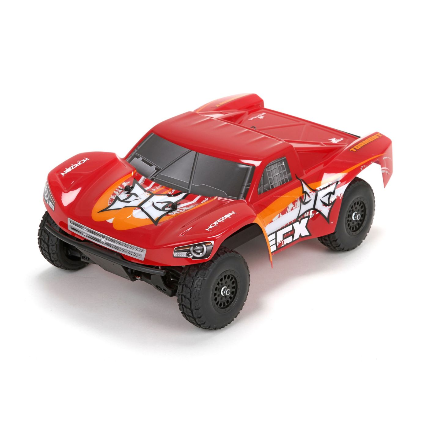 Torment 1:18 4WD SCT Red / Orange RTR