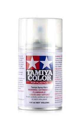 Tamiya TS-13 Clear Spray Lacquer