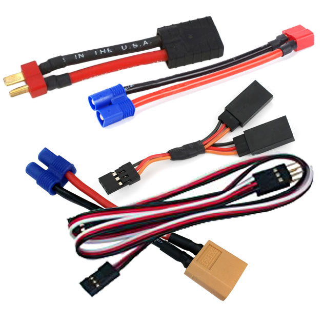 RC Cables and Adapters