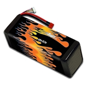 MaxAmps 6S 22.2V LiPo Battery Pack