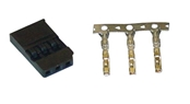RC Male Housing and Pin Set