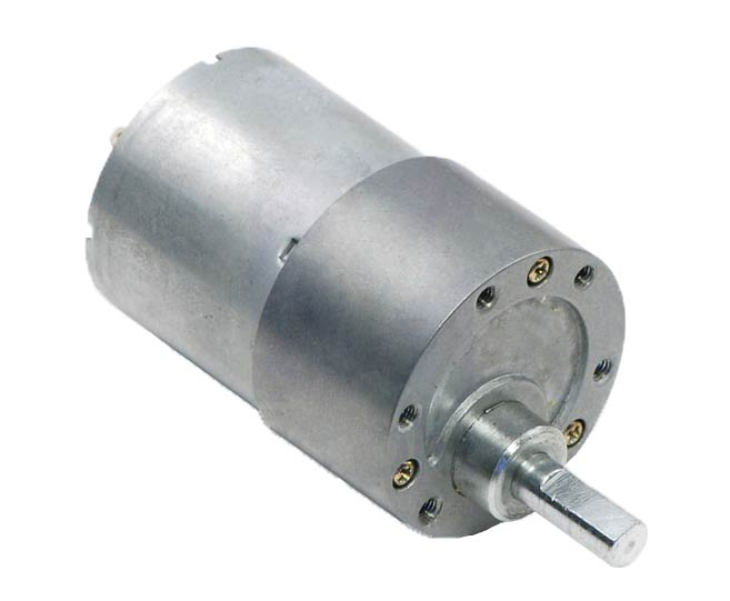 29:1 Metal Gearmotor 37D x 52L mm
