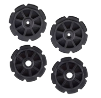 Injection-Molded Sprocket Set 8T GM (Set of 4)