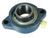 7/8 inch bore BLF 2-bolt compact Flange Mount Bearing
