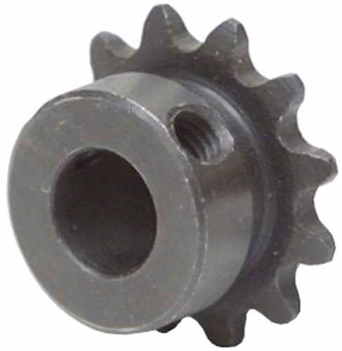 1/4 pitch Type B Sprocket - 14 teeth, 1/4 inch bore