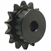 1/4 pitch Type B Sprocket - 22 teeth, 1/2 inch bore