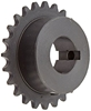 1/4 pitch Type B Sprocket - 22 teeth, 5/8 inch bore