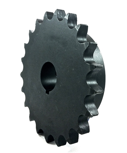 1/2 pitch Type B Sprocket - 24 teeth, 3/4 inch bore