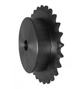 1/4 pitch Type B Sprocket - 30 teeth, 1/2 inch bore