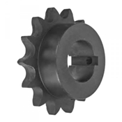 1/2 pitch Type B Sprocket - 10 teeth, 3/4 inch bore