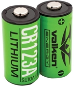 Battery - Valken Energy Lithium CR123A 3v 2 pack