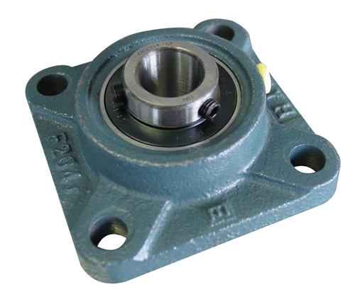 7/8 inch bore UCF  4-bolt Flange Mount Bearing